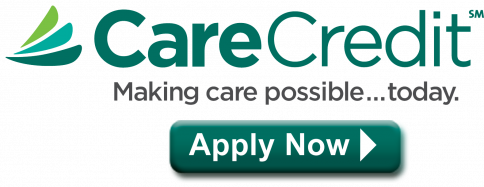 Financing Through Care Credit Available